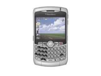 BlackBerry 8300 Curve unlock
