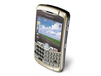BlackBerry 8320 Curve unlock