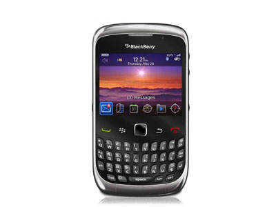 BlackBerry 9300 Curve 3G unlock