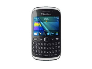 BlackBerry 9315 Curve unlock