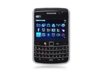 BlackBerry 9650 Bold unlock