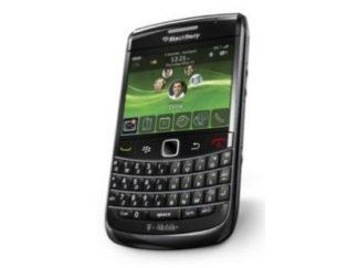 BlackBerry 9700 Bold unlock
