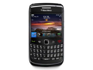 BlackBerry 9780 Bold unlock