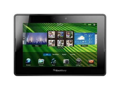BlackBerry Playbook unlock