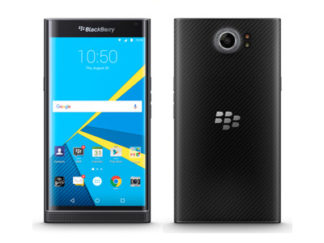 BlackBerry Priv unlock