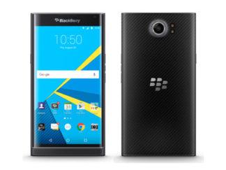 BlackBerry Priv unlock