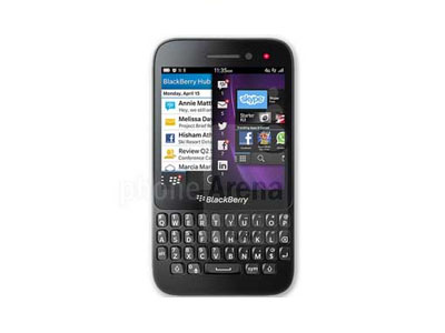 BlackBerry Q5 unlock