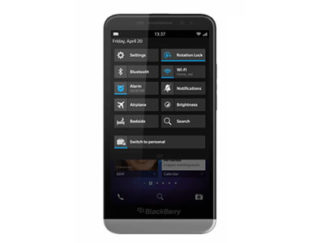 BlackBerry Z30 unlock