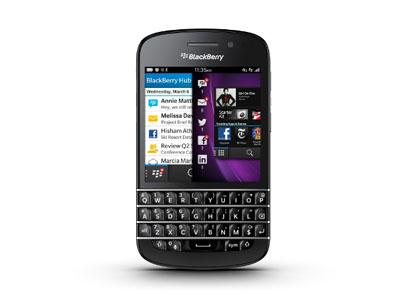 Blackberry Q10 unlock