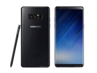 Samsung SM-N950F Galaxy Note 8 unlock