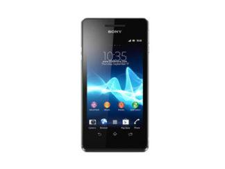 Sony Xperia V unlock