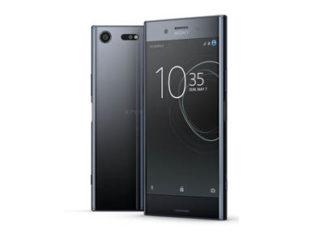 Sony Xperia XZ Premium unlock