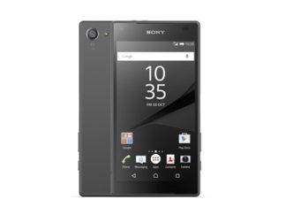 Sony Xperia Z5 compact unlock